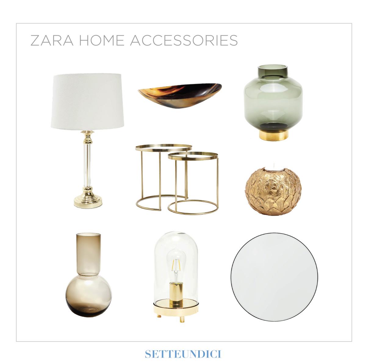 zara home accessories