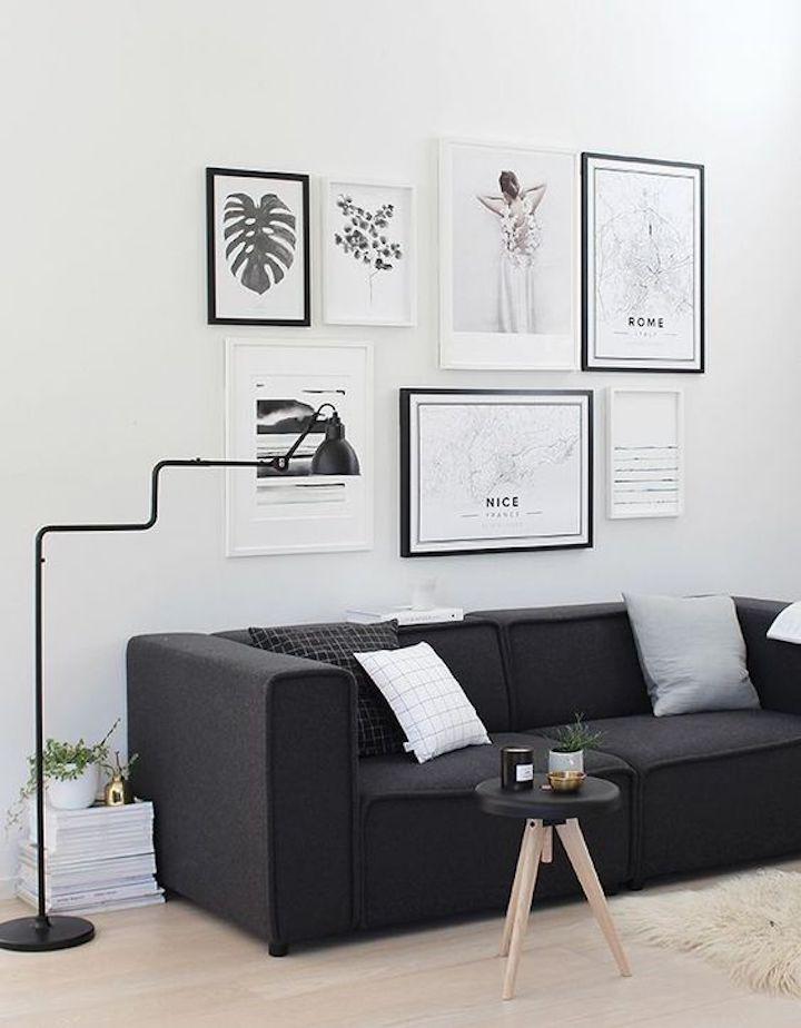 nordic style wall art