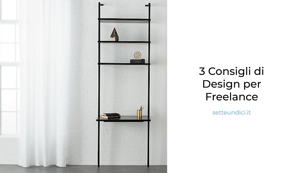 consigli design freelance